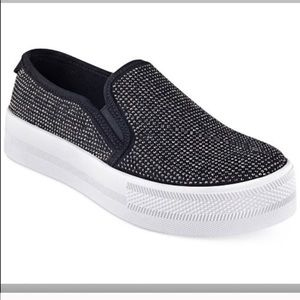 G By Guess Rhinestone Slip-on Sneakers
